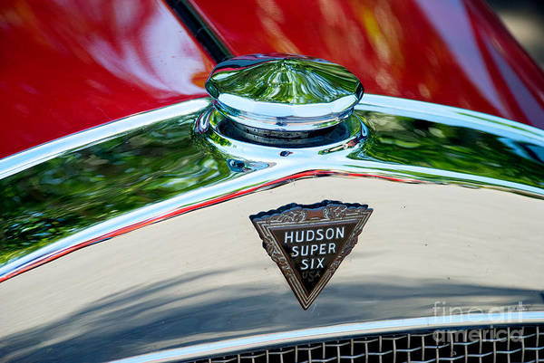 Photograph - Hudson Super Six by Mark Dodd