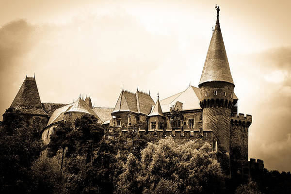 Photograph - Huniad Castle by Emanuel Tanjala