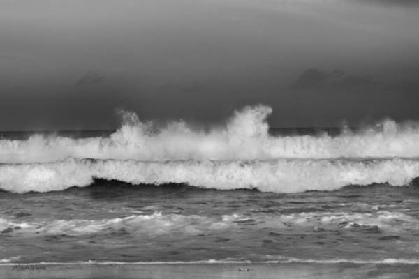 Photograph - Hurricane Irene The Water Pusher by Michelle Constantine