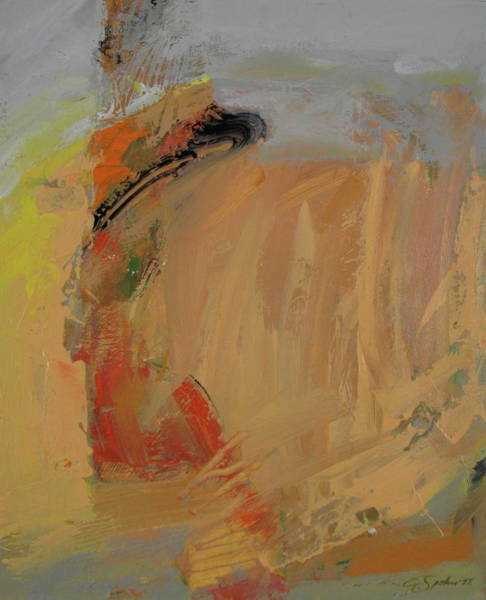 Painting - Hwy Willem by Cliff Spohn