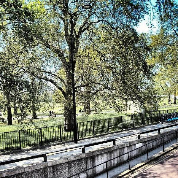 Wall Art - Photograph - #hydepark #hydeparkcorner #london2012 by Abdelrahman Alawwad