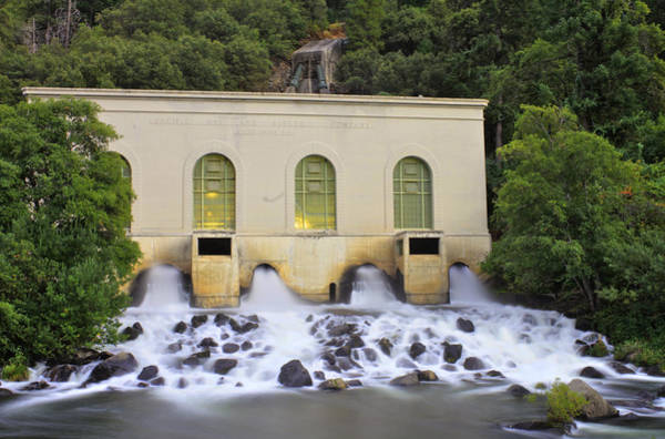 Plumas County Photograph - Hydro Power by Craig Sanders