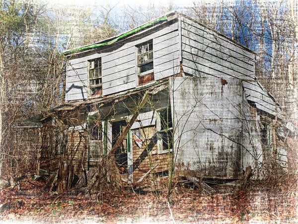 Rockbridge County Photograph - I Knew A Man by Kathy Jennings