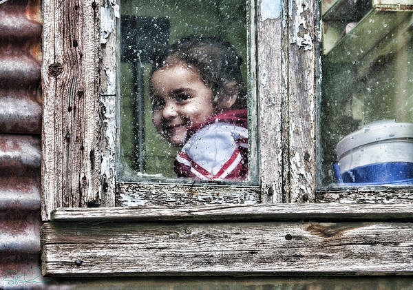 Photograph - I See You by S Paul Sahm