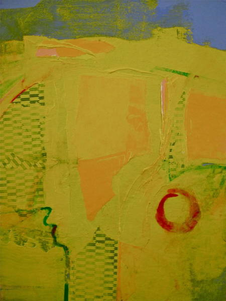 Painting - I Took An Almond by Cliff Spohn