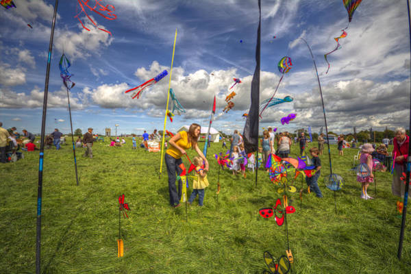 Photograph - I Want That Kite by Clare Bambers