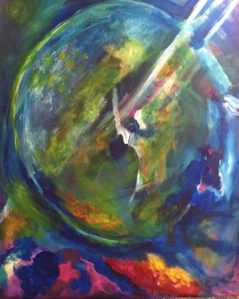 Painting - I Wonder ... by Bebe Brookman