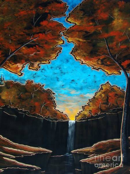 Wall Art - Painting - If I Could by Steven Lebron Langston