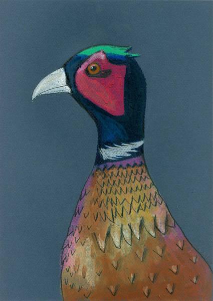 Israel Digital Art - Illustration Bird by Jenny Meilihove