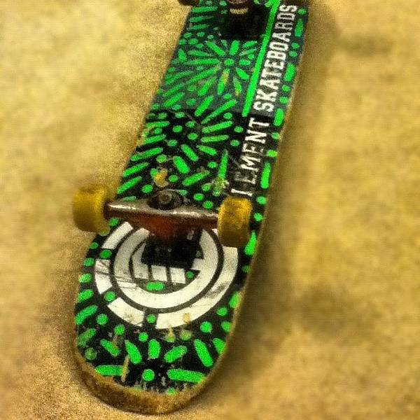 Element Wall Art - Photograph - Im Ready For A New Deck Haha Razor Edge by Kory Magdziuk