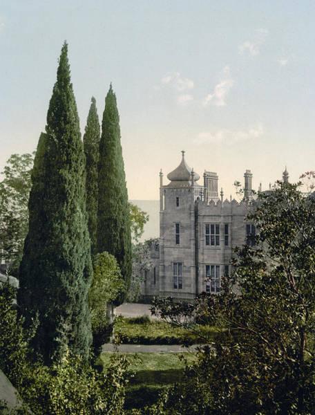 Imperial Russia Photograph - Imperial Castle In Alupku -ie Alupka -  Crimea - Russia - Ukraine by Bode Stevenson