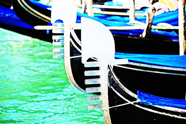 Photograph - Impressions Of Venice by Paul Cowan