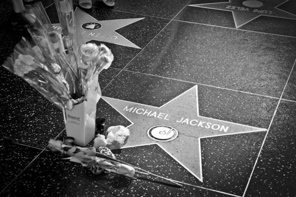 Michael Jackson Photograph - in memoriam Michael Jackson by Ralf Kaiser
