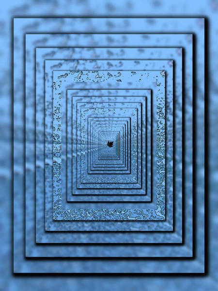 Hurricane Digital Art - In The Eye Of The Storm 5 by Tim Allen