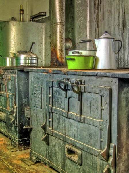 Photograph - In The Kitchen by Colette Panaioti
