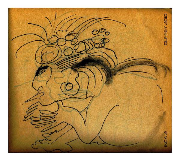 Inca 2 Art Print