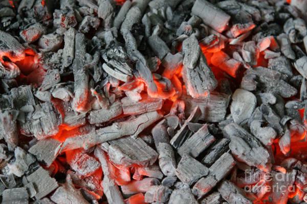 Flammable Wall Art - Photograph - Incandescent Ash  by Francisco Leitao