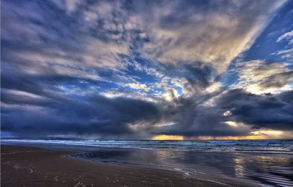 Photograph - Incoming Storm by Beth Sargent