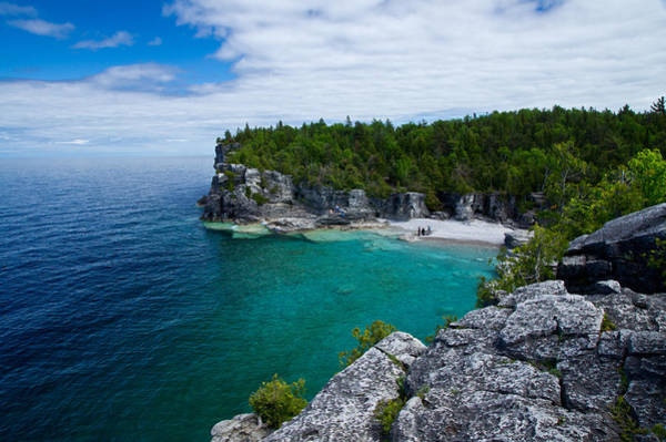 Wall Art - Photograph - Indian Head Cove by Cale Best