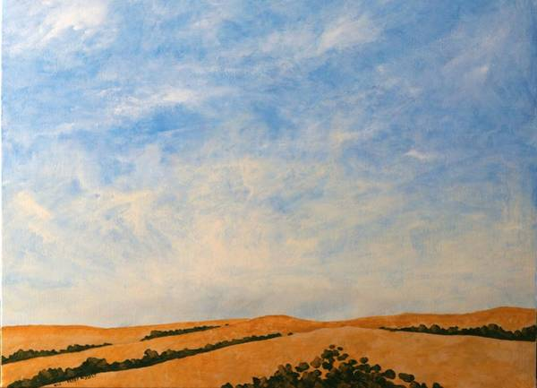 Painting - Indian Summer by Brandy Beverly