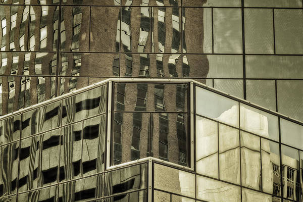 Photograph - Industrial by Joan Carroll