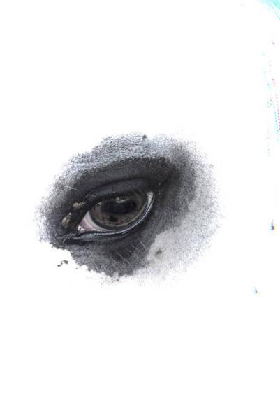 Indys Eye Art Print