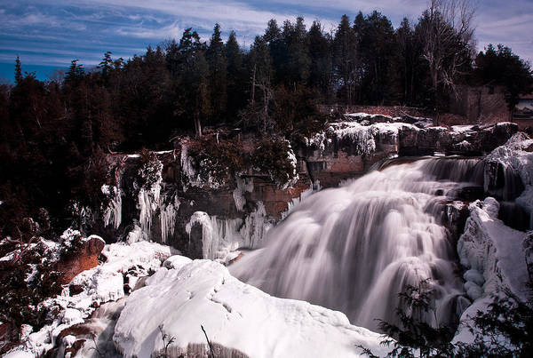 Wall Art - Photograph - Inglis Falls by Cale Best