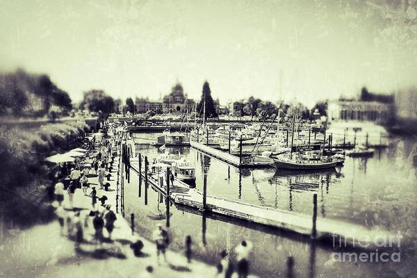 Photograph - Inner Harbor by Traci Cottingham