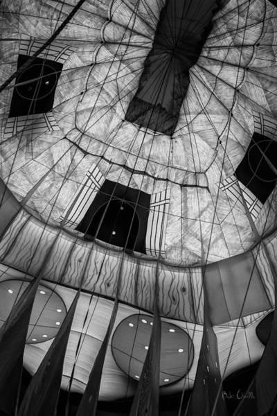 Photograph - Inside The Balloon Two by Bob Orsillo