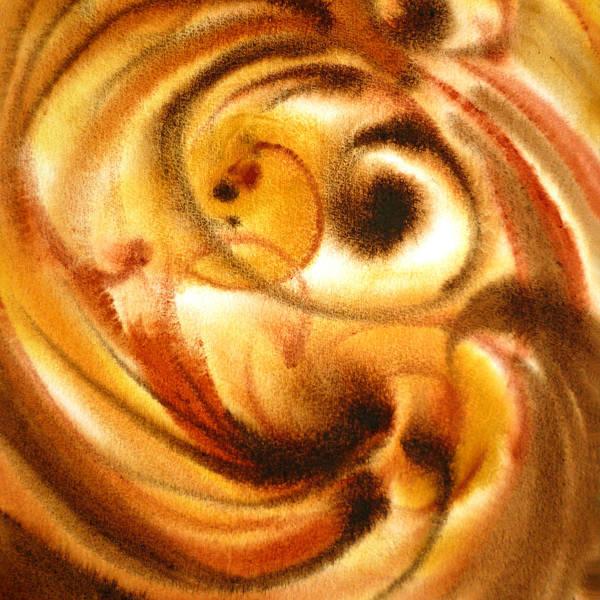 Painting - Inspiration Two A by Irina Sztukowski