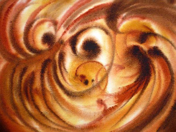 Design Painting - Inspiration Two  by Irina Sztukowski