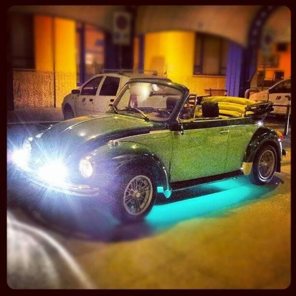 Vw Transporter Photograph - #instagramers #volkswagen #verde by Ristorante La Terrazza Ancona
