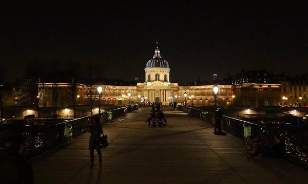 Photograph - Institut De France by Keith Stokes