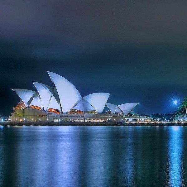 Travel Photograph - #instralia #seeaustralia #australiagram by Tommy Tjahjono