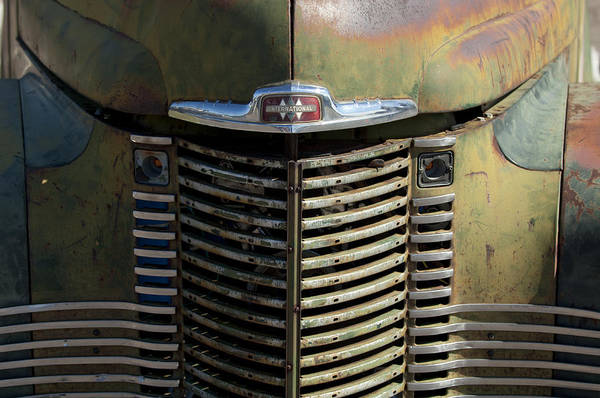 Photograph - International Grille by Jill Reger
