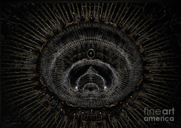 Phantasy Digital Art - Into The Next Dimension by Jan Willem Van Swigchem