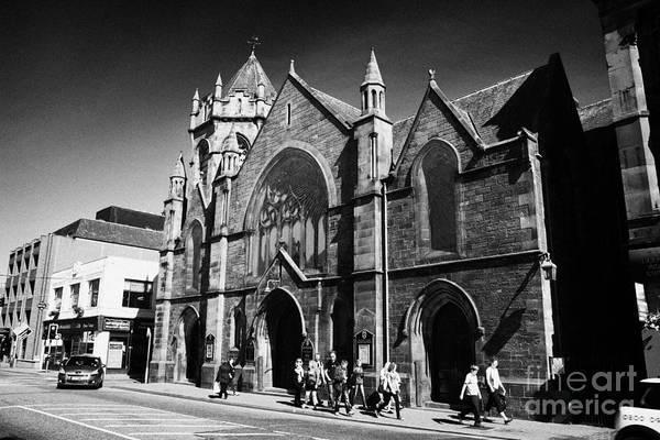 Church Of Scotland Wall Art - Photograph - Inverness East Church Highland Scotland Uk by Joe Fox