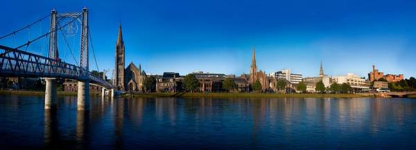 Photograph - Inverness Waterfront by Joe Macrae