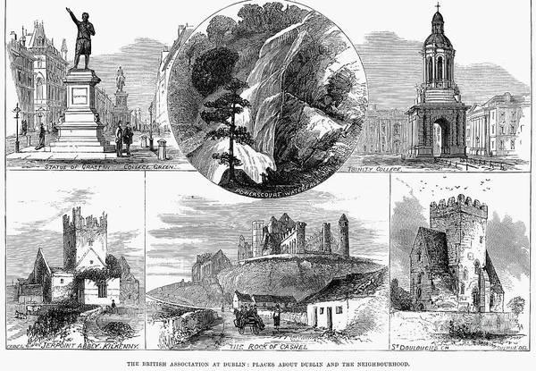 Photograph - Ireland: Scenic Views by Granger