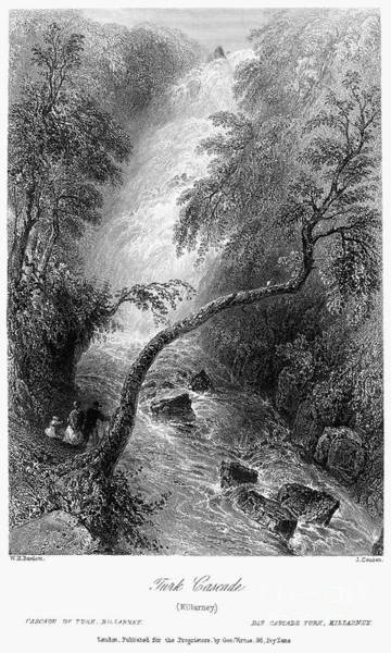 Photograph - Ireland: Torc Waterfall by Granger