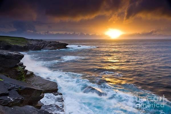Wall Art - Photograph - Irish Sunset by Maciej Markiewicz
