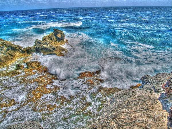 Isla Mujeres Photograph - Isla Mujeres Iv by Jimmy Ostgard