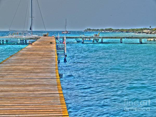 Isla Mujeres Photograph - Isla Mujers V by Jimmy Ostgard