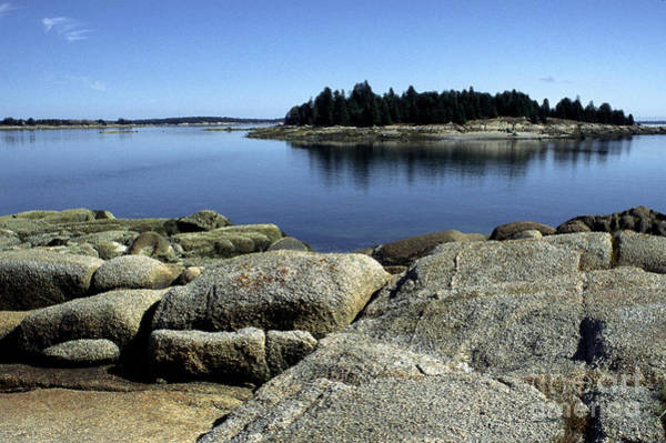 Wall Art - Photograph - Island In The Bay by Thomas R Fletcher