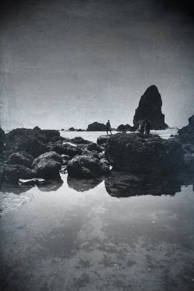 Cannon Beach Photograph - It Seems So Shallow And Low by Laurie Search