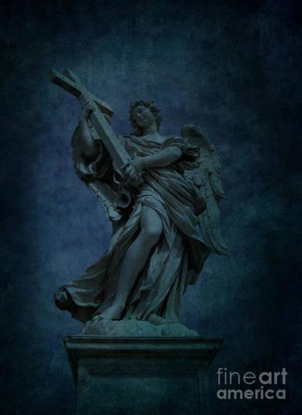 Wall Art - Photograph - Italian Angel by Lee Dos Santos