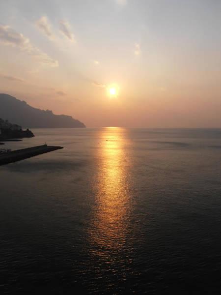 Photograph - Italian Sunrise by Bill Cannon