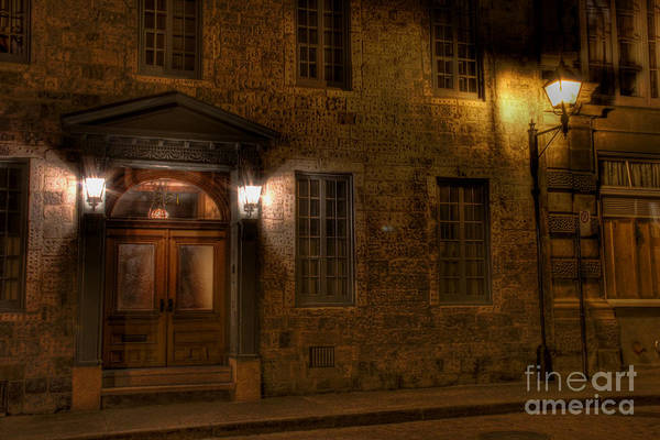 Wall Art - Photograph - Jack The Ripper Lived Here by Lee Dos Santos