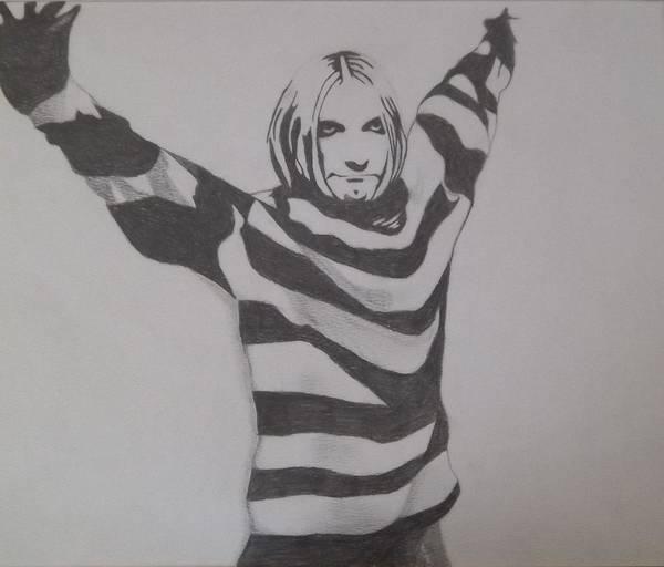 Devilish Drawing - Jailbreak by Aisha  Graham