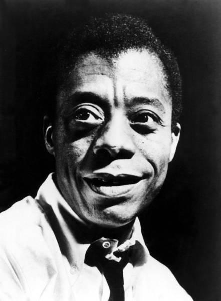 Wall Art - Photograph - James Baldwin, 1965 by Everett